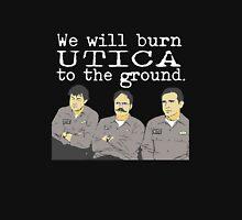 Warehouse Guys - White Text Unisex T-Shirt