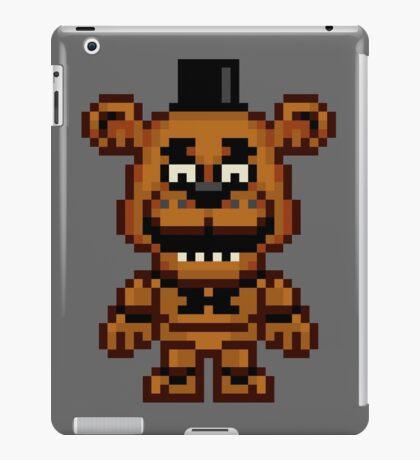 Five Nights at Freddy's - Freddy Fazbear Mini Pixel iPad Case/Skin