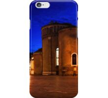 Impressions of Venice - Wandering Around the Secret Squares iPhone Case/Skin