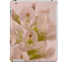 Milkvetch Wild Flower Macro iPad Case/Skin