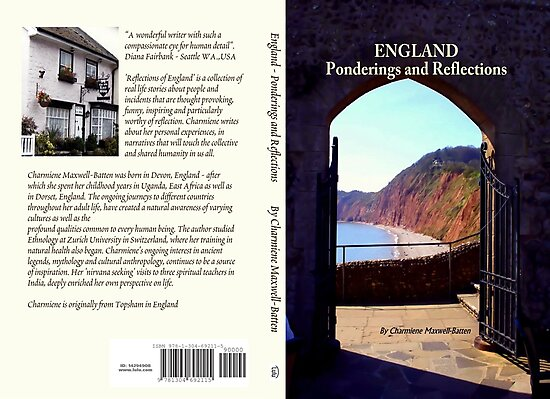 England - Ponderings and Reflections by Charmiene Maxwell-Batten