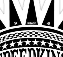 Crown #2 Sticker