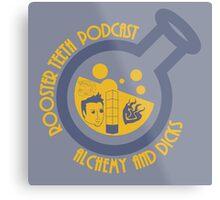 RT Podcast Alchemy Metal Print