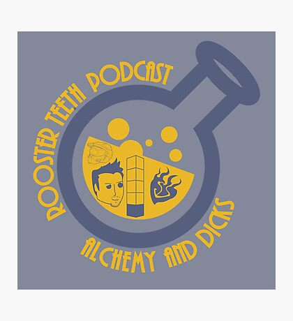 RT Podcast Alchemy Photographic Print