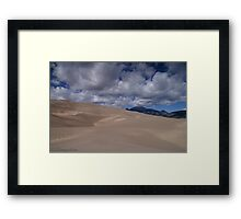 Spice Planet Framed Print