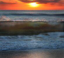 Atlantic Sunrise in Virginia Beach by Troy Gooch