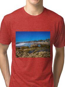 Crystal Cove Sunny Shore Tri-blend T-Shirt