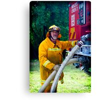 CFA hero Canvas Print