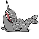 All hail the majestic Narwhal - 2015 no text by CorneliaT