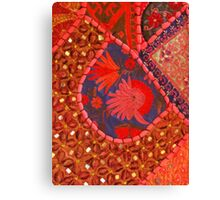 Fair Tradingly Red Canvas Print