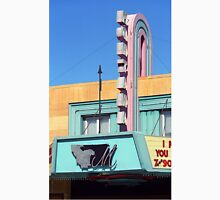 Miles City, Montana - Theater Marquee Unisex T-Shirt