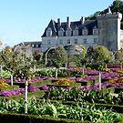 Chateau of Villandry by Carol Walker