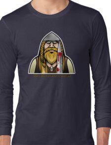 The Hammer & the cross. Long Sleeve T-Shirt