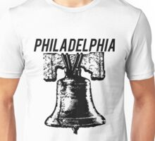 Philadelphia Liberty Bell Philly Strong Unisex T-Shirt