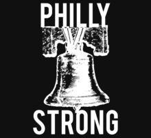 Philadelphia Liberty Bell Philly Strong by mralan