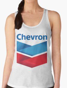 CHEVRON OIL HUMAN ENERGY Women's Tank Top
