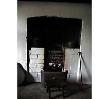hearth and home Photographic Print