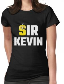 Sir Kevin Womens Fitted T-Shirt