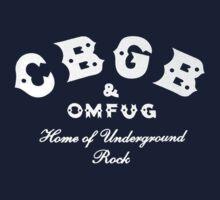 CBGB & OMFUG Kids Clothes