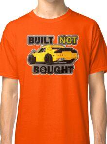 Built not Bought - RX7 Classic T-Shirt