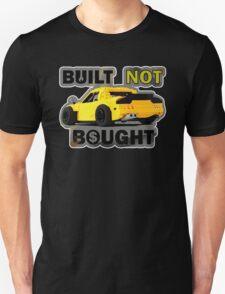 Built not Bought - RX7 T-Shirt