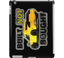 Built not Bought - RX7 iPad Case/Skin