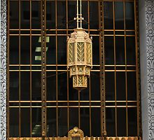 Light Fixture for State Office Building by Martha Sherman