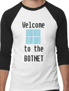 Welcome Men's Baseball ¾ T-Shirt