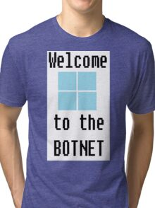 Welcome Tri-blend T-Shirt
