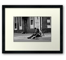 OnePhotoPerDay Series: 310 by L. Framed Print