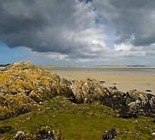 North Uist: Rocks and Clouds by Kasia-D