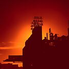 Mill City Sunrise by shutterbug2010