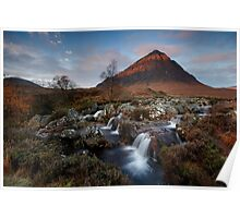 EARLY AT ETIVE Poster