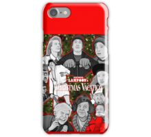 national lampoon's christmas vacation tribute art iPhone Case/Skin
