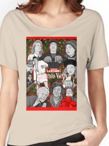 national lampoon's christmas vacation tribute art Women's Relaxed Fit T-Shirt