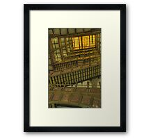 Glory - National Mutual Building , Sydney Austtralia - The HDR Experience Framed Print