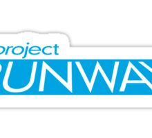Project Runway Tv Show Sticker