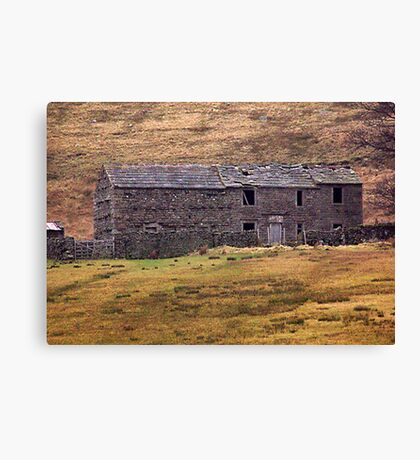 Vacant Possession Canvas Print