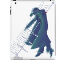 Flying Backwards iPad Case/Skin