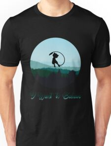 I Want to Believe in Mew Unisex T-Shirt