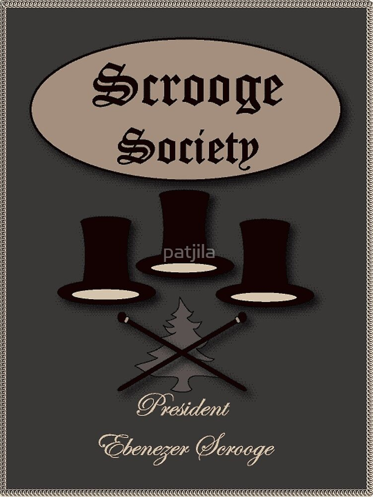 Scrooge society by patjila