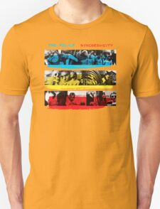 The Police Synchronicity Rock Band T-Shirt