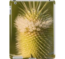 Thistle Bud iPad Case/Skin