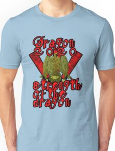 dragon strength of the .... Unisex T-Shirt