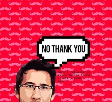 Markiplier - NO THANK YOU by Dacdacgirl