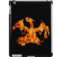 Pokemon: Textured - Charizard iPad Case/Skin