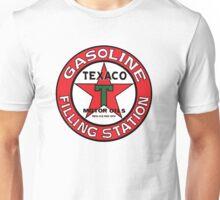 TEXACO VINTAGE OLD GASOLINE MOTOR Unisex T-Shirt