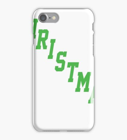 UGLY CHRISTMAS SWEATER! iPhone Case/Skin