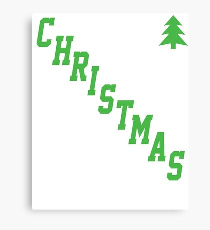 UGLY CHRISTMAS SWEATER! Canvas Print