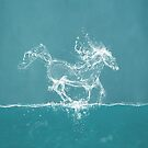 The Water Horse by Paula Belle Flores
